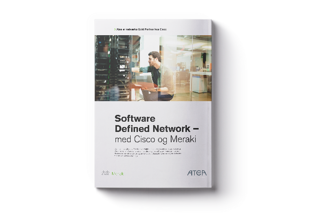 cisco meraki - software defined network