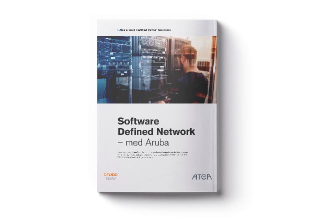 aruba - software defined network